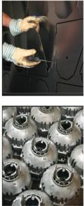 Custom Manufacturing Altman Lighting