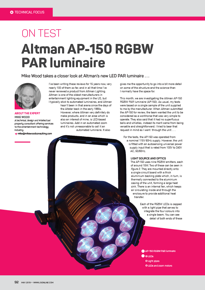 Mike Wood AP-150 Review - LSI May 2019-2
