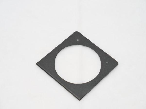 """Black Color Frame 4-1/8"""" X 4-1/8"""""""